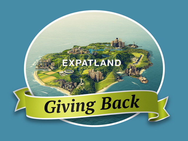 Expatland – T-shirt