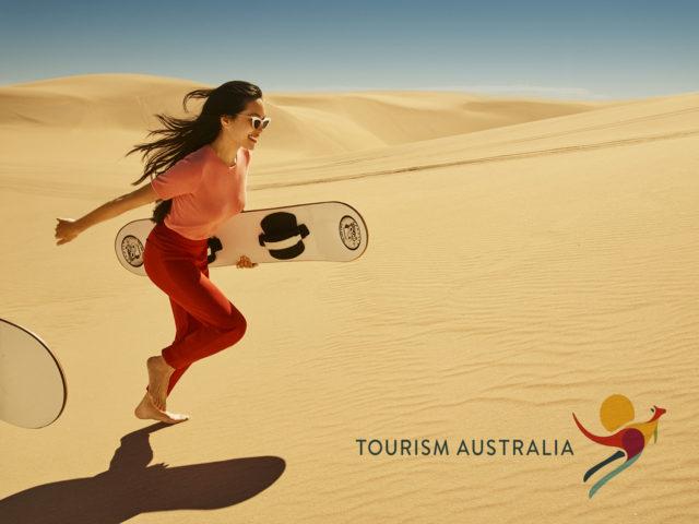 Australian 2020 Tourism Campaign – Philausophy